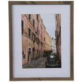 Italian Alleyway Framed Wall Decor