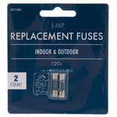 Replacement Fuses - 5 AMP
