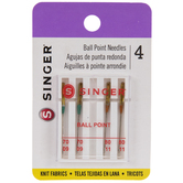 Sewing Machine Ball Point Needles