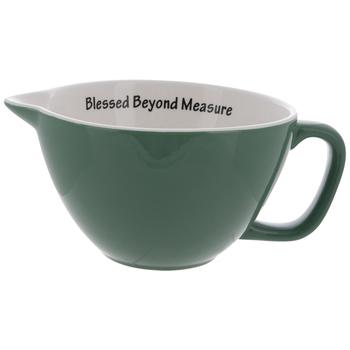 Green Mixing Bowl