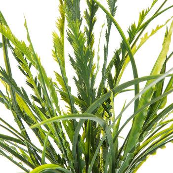 Mixed Grass Bush