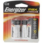 MAX Power Seal Batteries - C