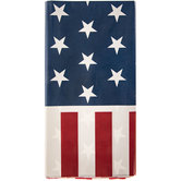 Stars & Stripes Table Cover