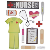 Nurse Stickers