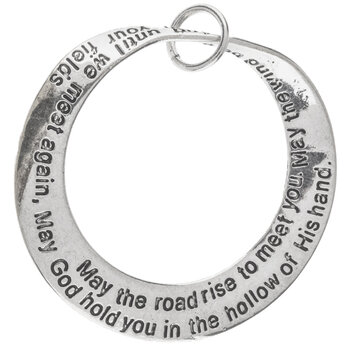 May The Road Rise Pendant