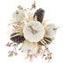 White Pumpkin Bouquet