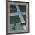 Light & Dark Gray Beveled Wall Frame - 11