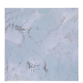 "Blue & Silver Marble Scrapbook Paper - 12"" x 12"""