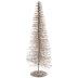 Champagne Glitter Bristle Tree - 16