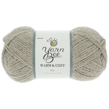 Oat Yarn Bee Warm & Cozy Yarn