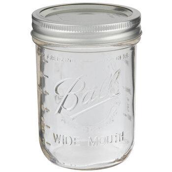 Mason Jar Regular Vs Wide Mouth