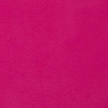 Hot Pink Anti-Pill Fleece Fabric