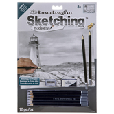 Lighthouse Point Sketching Made Easy Kit