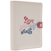 Love Yourself First Personal Planner Binder