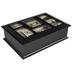 Black Storage Box Wood Collage Frame