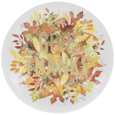 Give Thanks Paper Plates - Large