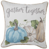 Gather Together Pumpkins Pillow Cover