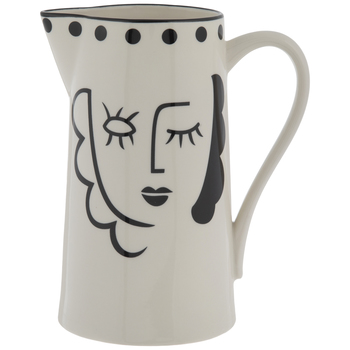 Winking Face Pitcher