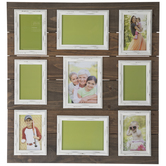 Pallet Collage Wood Wall Frame