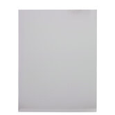 "Silver Foil Cardstock Paper Pack - 8 1/2"" x 11"""
