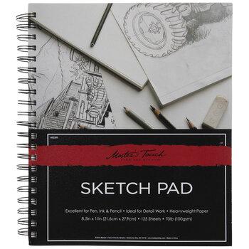 "Sketch Pad - 8 1/2"" x 11"""