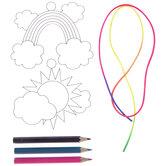 Sky Shrink Charms Craft Kit