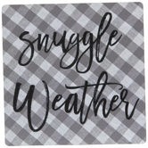 Snuggle Weather Magnet