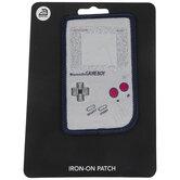 Nintendo Gameboy Iron-On Applique