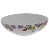 Dolly Parton Floral Edge Bowl