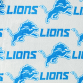 NFL Detroit Lions Fleece Fabric