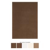 "Earthtone Cardstock Paper Pack - 4 1/2"" x 6 1/2"""
