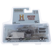 Hollywood Hitch & Tow Die Cast Trailer