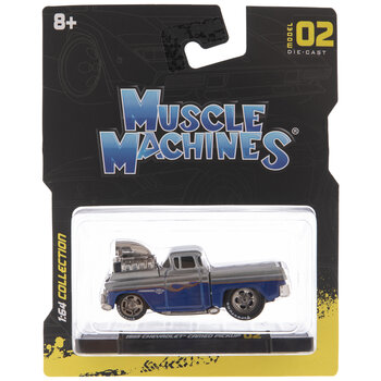 Muscle Machines Die Cast Car