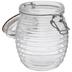 Beehive Glass Mason Jar - Medium