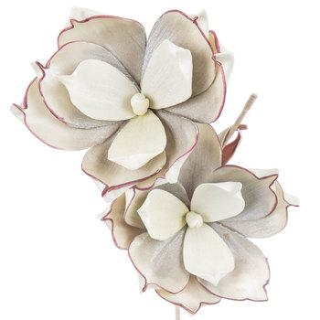 Magnolia Foam Stem
