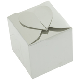 Heart Top Favor Boxes