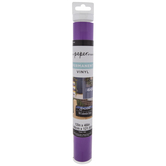 Purple Permanent Self-Adhesive Vinyl