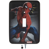 Spider-Man Single Switch Plate