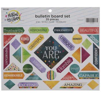 You Are Geometric Mini Bulletin Board Set