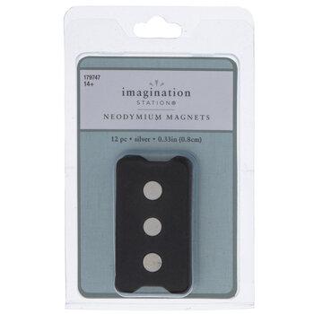 """Neodymium Magnets - 5/16"""""""
