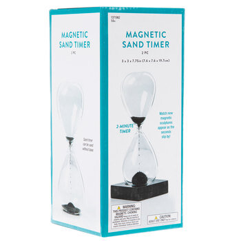 Deluxe Magnetic Sand Timer