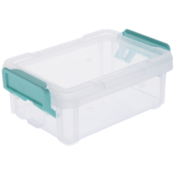 Mini Stackable Rectangle Storage Containers
