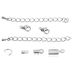 Cord Crimp Findings Kit