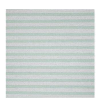Mint & Linen Striped Bulletin Board Paper