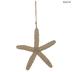 Jute Rope Starfish Wall Decor