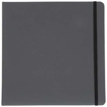 Gray Smooth Bristol Sketchbook