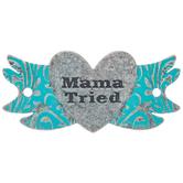 Mama Tried Focal Pendant