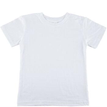 White Toddler T-Shirt - 4T