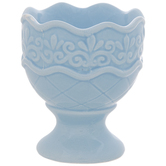 Scalloped Egg Cup