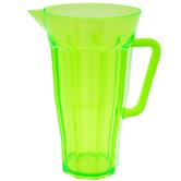 Green Transparent Pitcher